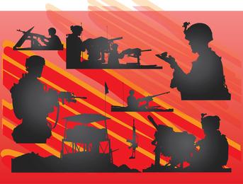 War Vectors