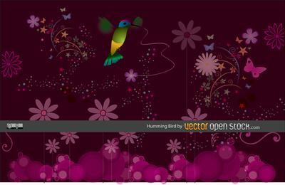 Summenvogel-Hintergrund