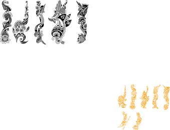 Desenhos de Henna