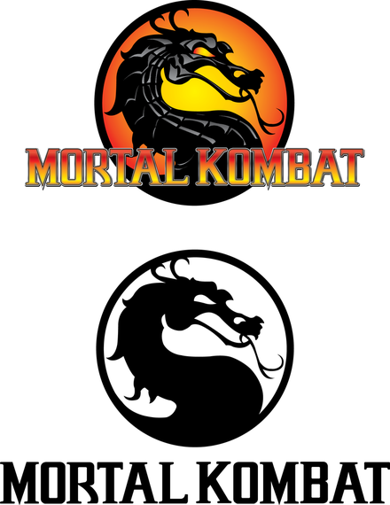 Mortal Kombat Logo Vector Download