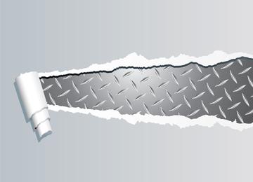 Vector de papel rasgado 9