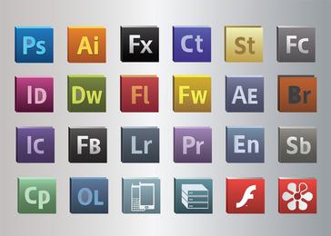 Libre Adobe Cs5 Vectors