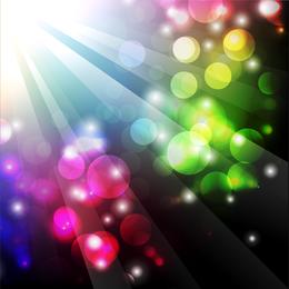 Symphony Of Light Vector Dream