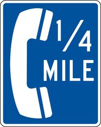 Placa de sinal Vector 483