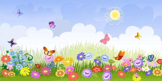 Feiner Kinder-Illustrator 04-Vektor