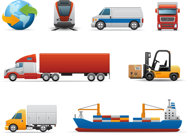 Vector de transporte