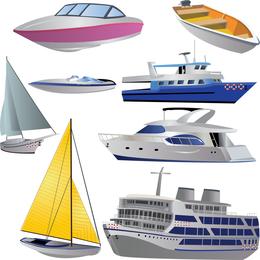 Ship Vector 3