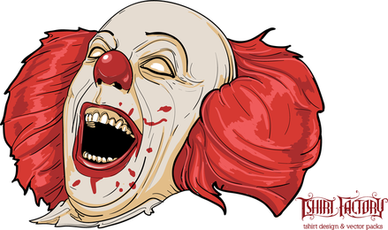 Clown Vector Graphics to download