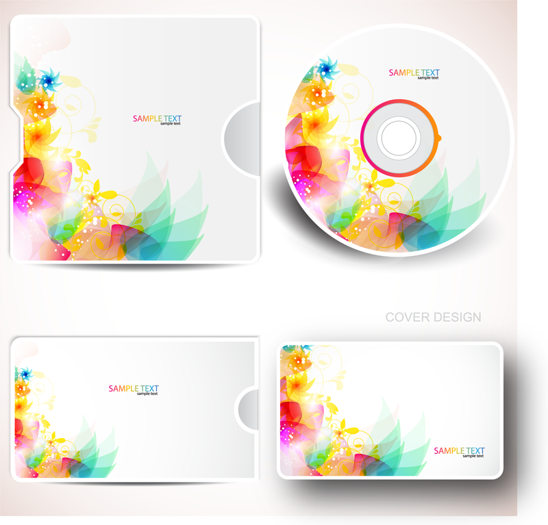 Обложка для дисков шаблон