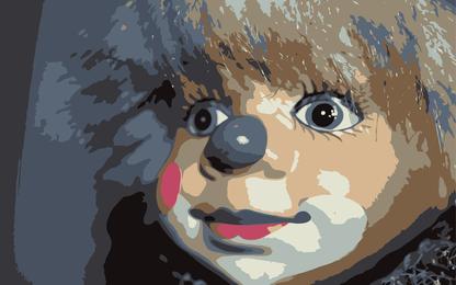 Cara de muñeca