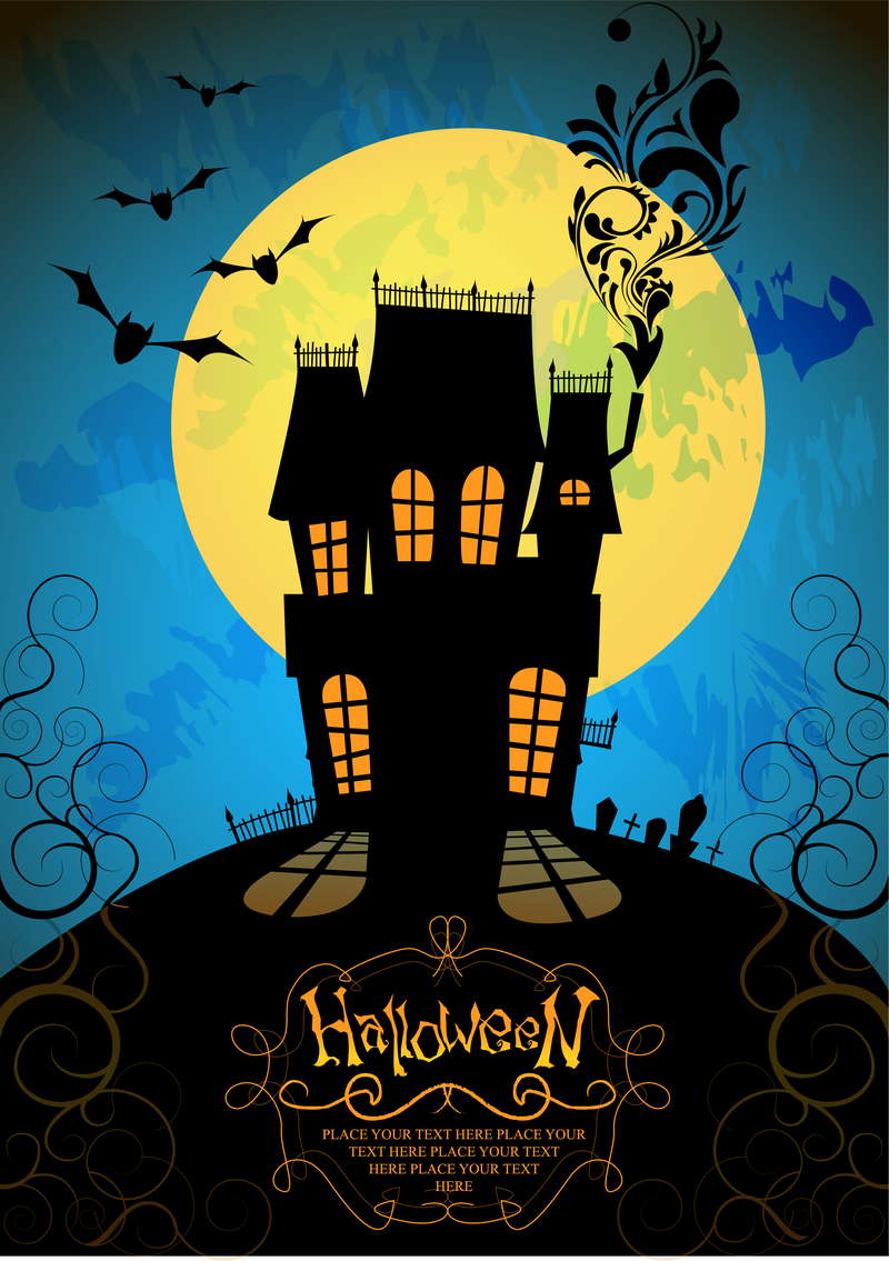 free halloween posters