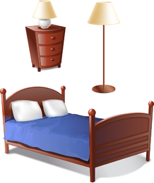 Furniture 02 Vector