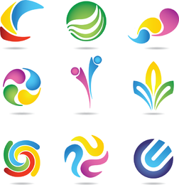 A Wide Range Of Graphic Logo Template Vector