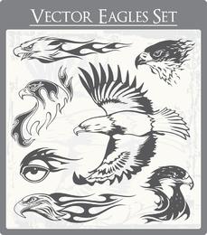 Eagle 01 Vector