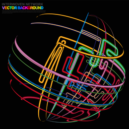 The Commercial Dynamic Flow Line 04 Vector