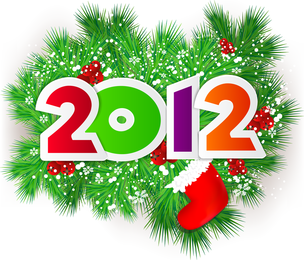 Creative 2012 Fonts 03 Vector