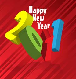 2011 Threedimensional Word Vector 2