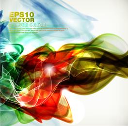 Dynamic Elements Of Symphony 01 Vector