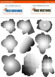 Halftone Designs Pack