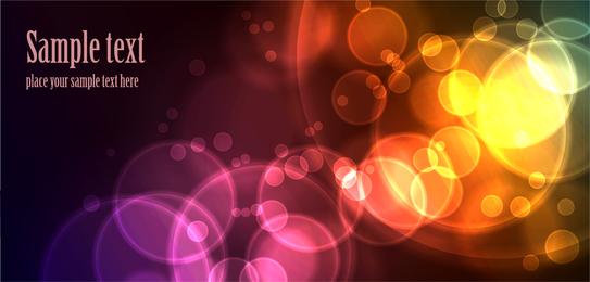 Efectos dinámicos Light Line 2 Vector