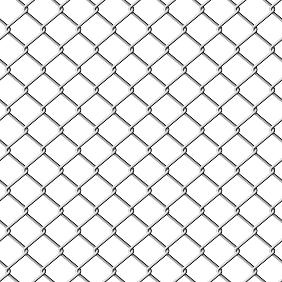 Barbed Wire Vector 3