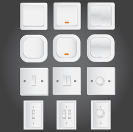 Electrical Switch Vector