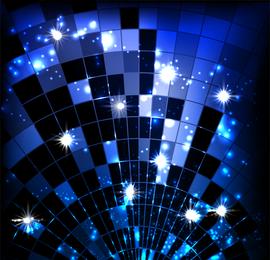 Efeitos de iluminação brilhante 03 Vector