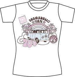 Kostenlose Vector T Shirt Template 07