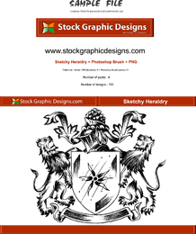 Sketchy Heraldry 3