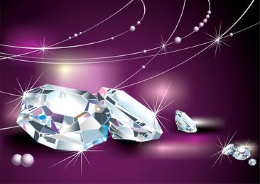 Diamante libre de gráficos vectoriales