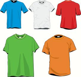 Clothes Template 20 Vector
