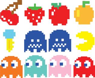 Pacman Vectores