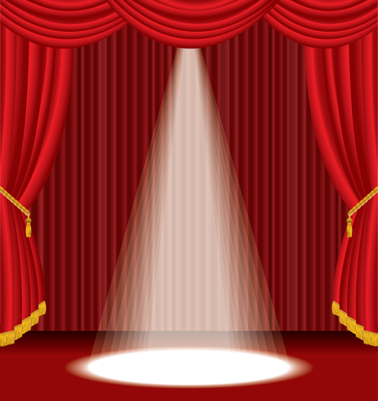 Vetor de palco 1