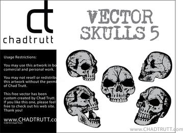 Cráneos humanos 5