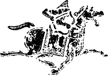 The Animal Rubbing Vector