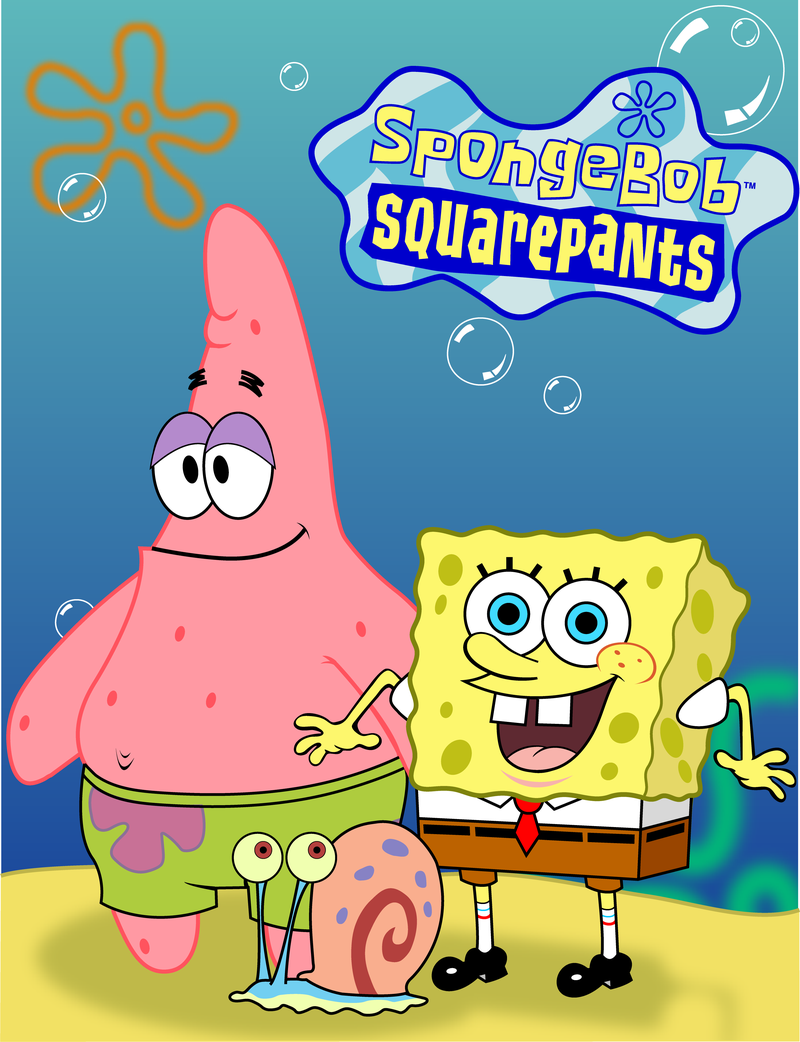 spongebob spongebob squarepants vector vector download