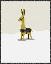 Vetor de burro 3