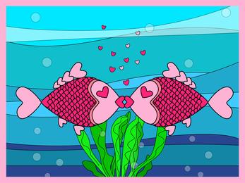 Peixe Original Amante
