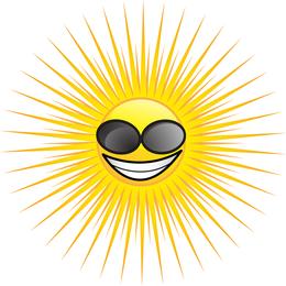 Expression Vector Cute Sun