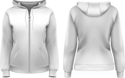 Clothes Template 19 Vector