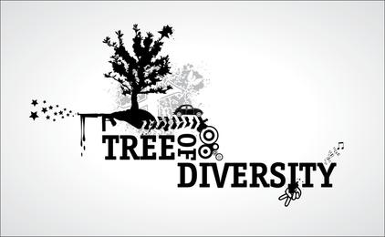 Vectoroom Free Vector 2 Tree