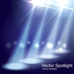 Spotlight 03 Vector