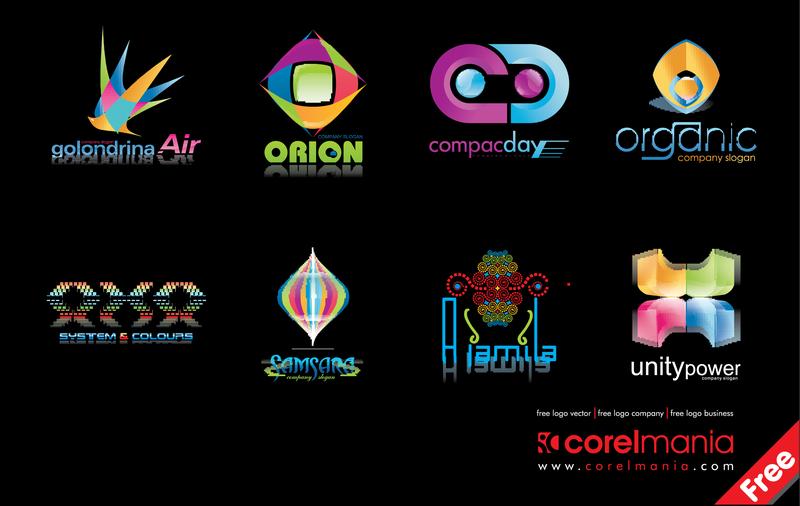 Logo Vector Download Set