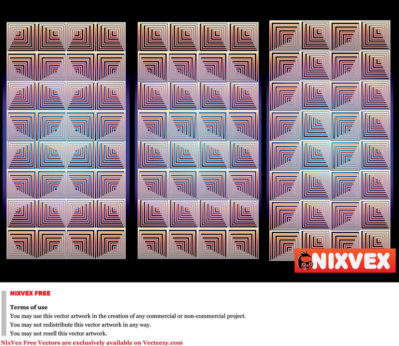 Nixvex Opart Tiles Free Vector 2