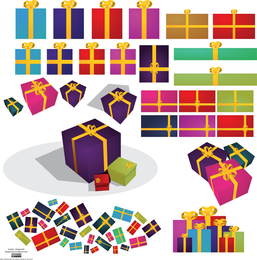 Gift Presents Set