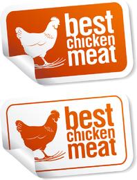 Stickers Vector 2