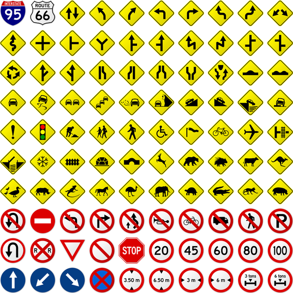 Highway Practical Identification Vector