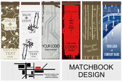 Bookmark Fine 01 Vector