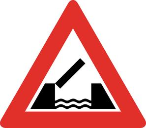 Placa de sinal Vector 429