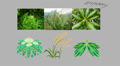 1 chinesische Heilpflanzen